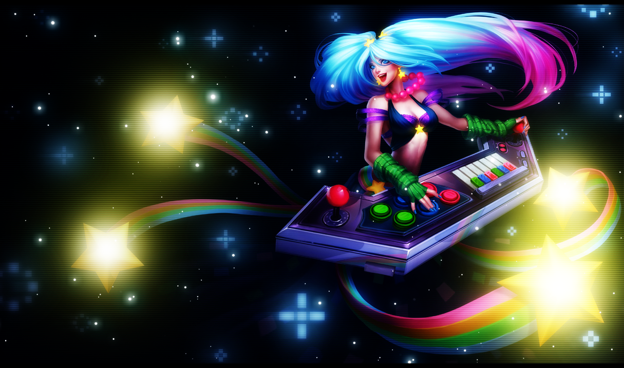 Arcade Sona - best sona skin | League of Legends | Pinterest | Cosplay