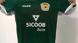 Sicoob Acre vende camisa oficial do Galvez Esporte Clube