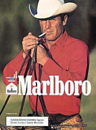 ковбои мальборо, история табака