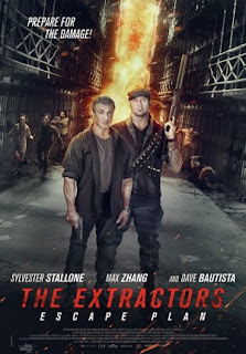 Thriller Hollywood Terbaru Produksi EFO Films Review Escape Plan: The Extractors 2019 Bioskop