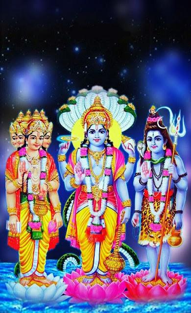 brahma vishnu mahesh wallpaper dvta photo