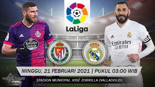 Prediksi Real Valladolid Vs Real Madrid