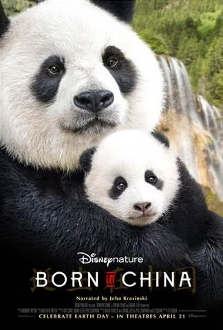 Disney's Born in China, Disney, Disney Nature, movies, films, trailers, Earth Day,