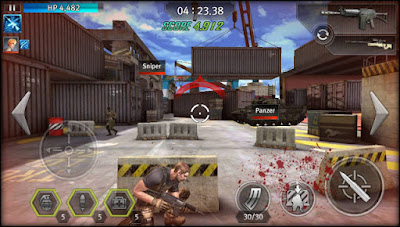 Download Point Blank Mobile v1.0.0 Apk for Android