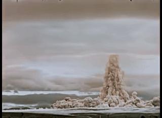 Rusia desclasifica video de la bomba nuclear más poderosa detonada sobre la Tierra