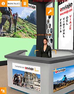 OnViaje.com, La Feria Virtual del Viaje