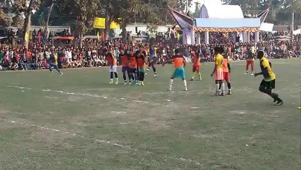ঘাটাইলে শহীদ বাপ্পী স্মৃতি ফুটবল টুর্নামেন্টের ফাইনাল অনুষ্ঠিত