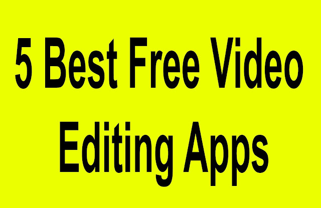 5 Best Free Video Editing Apps For Android in 2020