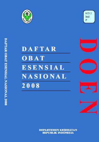 Ebook Daftar Obat Indonesia