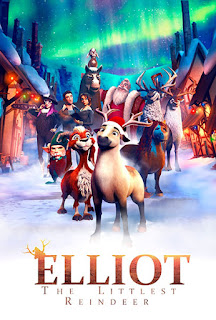 Pelicula Elliot: el reno más pequeño Gratis