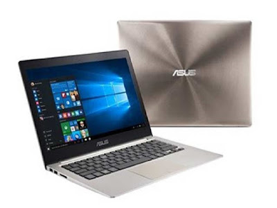 Image ASUS ZenBook UX303UB Laptop Driver