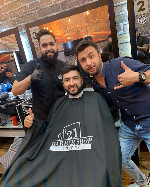 Peluang usaha Barbershop
