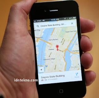 Cara Menghentikan Smartphone Melacak Lokasi Kita