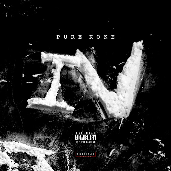 K Koke - Pure Koke, Vol. 4 (PK4) Cover