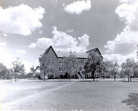 Main Building Schreiner Institute 1950s Kerrville
