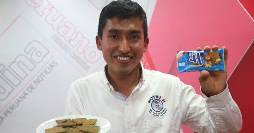 JULIO GARAY BARRIOS: Peruano creador de galletas contra anemia lidera votación de concurso de History Channel