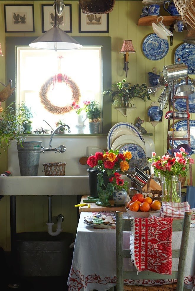 The Centric Home: Boho Kitchen Decor