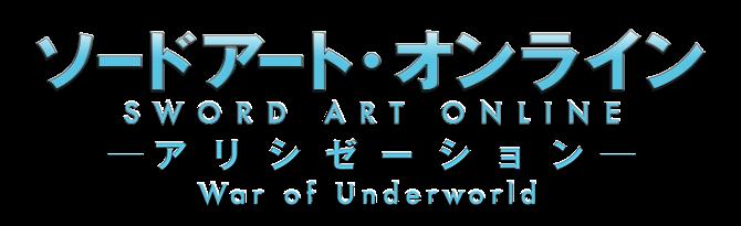 SAO - War of Underwolrd