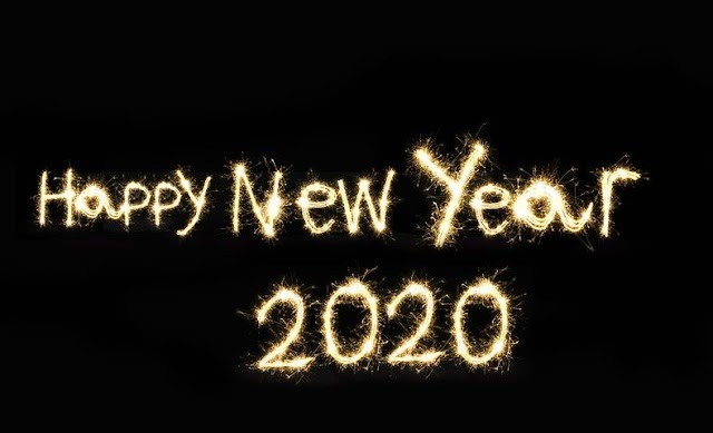 Happy New Year 2020 Images Wallpaper HD Download
