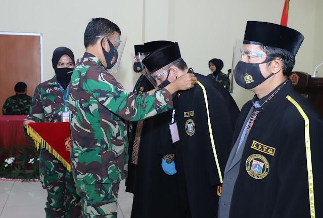 Mabes TNI Gelar MTQ Tingkat TNI TA 2020