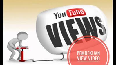 penyebab view youtube tetap