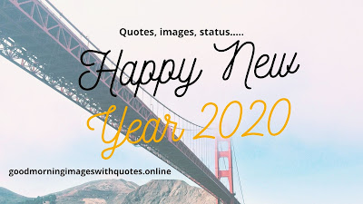 Happy New Year 2020 Images, Quotes, Status