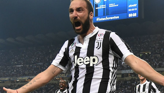 Mercato Juve: Higuain on the Market, it is confirmed?