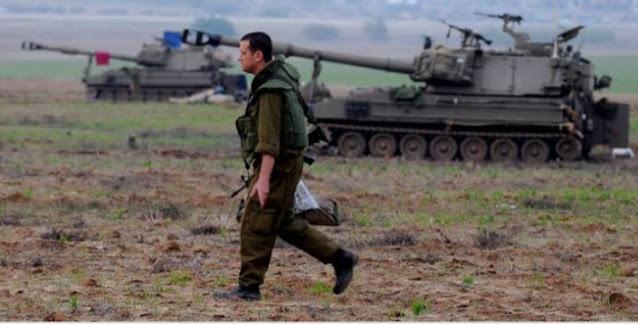 إعتداء الاحتلال على المزارعين شرق نابلس