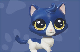LPS Munchkin Cat Figures