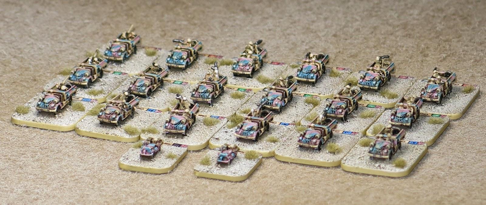 28mm Modern Wargames Roleplaying Militia Miniatures Andersen