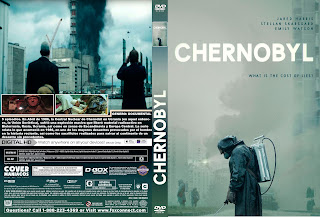 CHERNOBYL 2019 [COVER DVD+BLU-RAY]