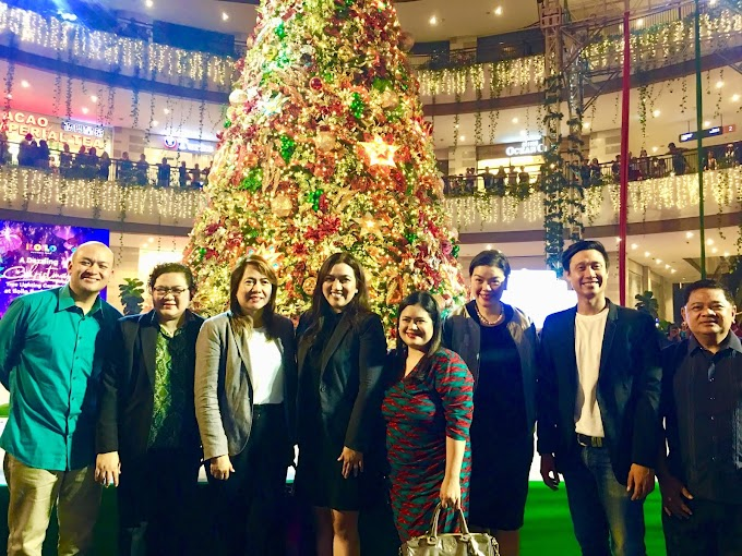 A Dazzling Christmas Unfolds at Iloilo Business Park | Press Release