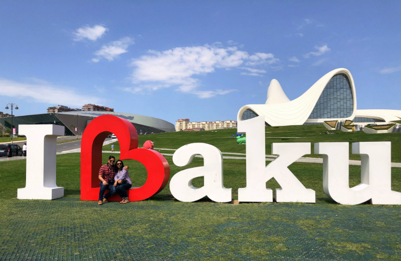 Discover Baku with Plan For A Trip