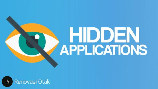 Cara Menyembunyikan Aplikasi di Xiaomi tanpa Aplikasi