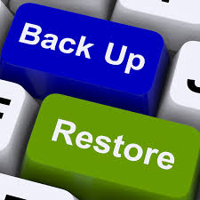 Create Backup Restore Database