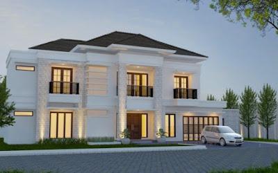 Hunian Tampak Mewah, Yuk Intip Keuntungan Menggunakan Jasa Kontraktor Desain Rumah Profesional