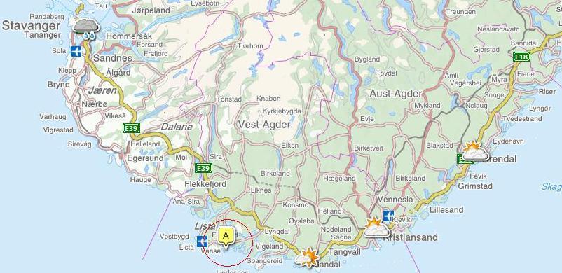 kart sørlandet Ullebust Løvehodekaniner: Kontaktinformasjon kart sørlandet