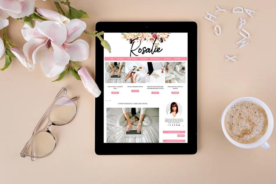 template gratuito para Blogger