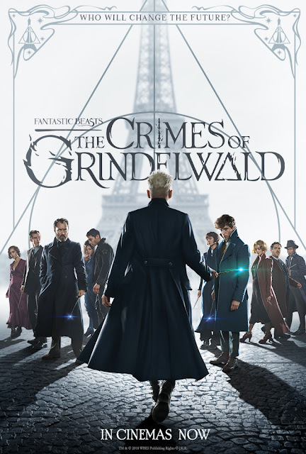 Fantastic Beasts: The Crimes of Grindelwald 2018 Hindi HDRip [Dual-Audio]-Direct Links