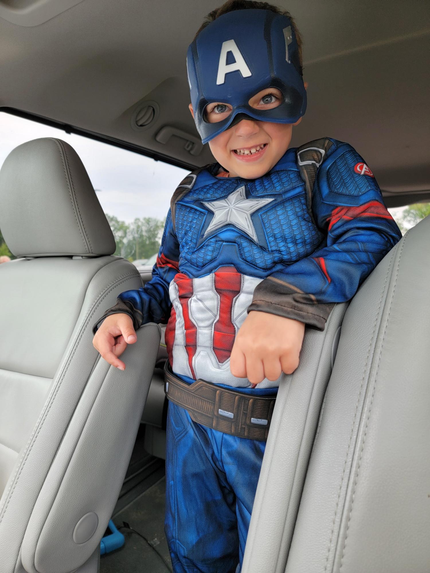 Captain America | www.biblio-style.com