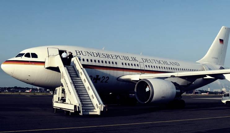 Airbus A340-Pesawat Kepresidenan Jerman