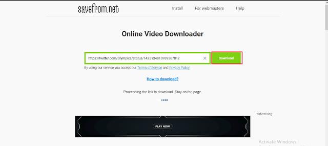 Savefrom.net - Cara Mendownload Video di Twitter Cepat dan Mudah | Ladangtekno