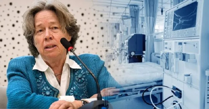 Λινού: «Υπάρχει και άλλο εμβόλιο με τις ίδιες παρενέργειες σε νέες γυναίκες - Δεν έχει αναφέρει τίποτα η Επιτροπή»