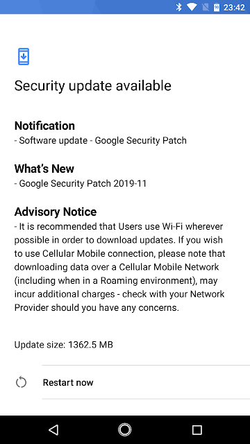 Nokia 2 receiving optional Android 8.1 Oreo update along with November 2019 Android Security patch