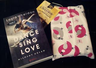PRZEDPREMIEROWO Dance&Sing&Love. Miłosny układ - Layla Wheldon