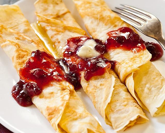 How to Make Swedish Pancakes