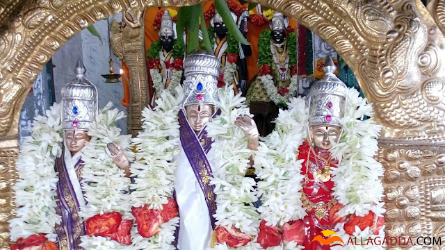 Ramalayam Temple in Ramachandrapuram