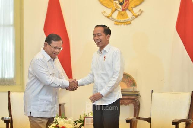 Prabowo Disebut Bakal Jadi Menteri Pertahanan, Istana: Amin Insya Allah