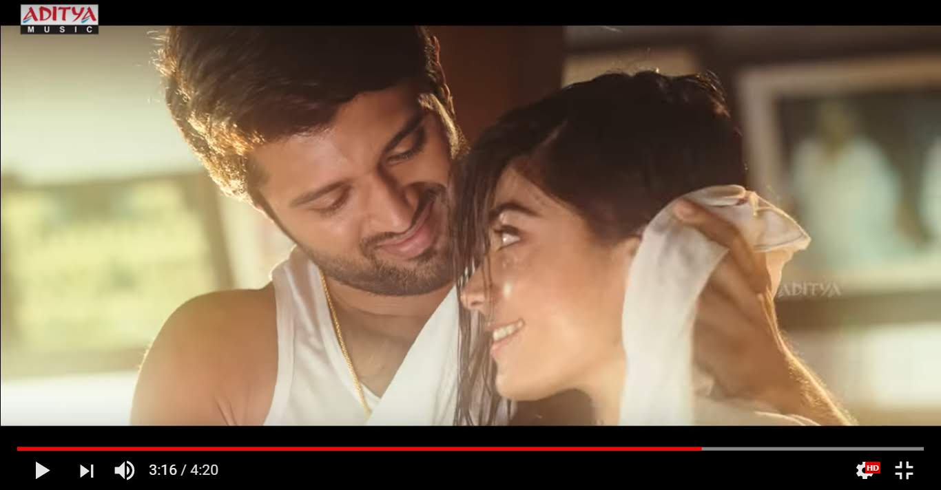 Geetha govindam video songs