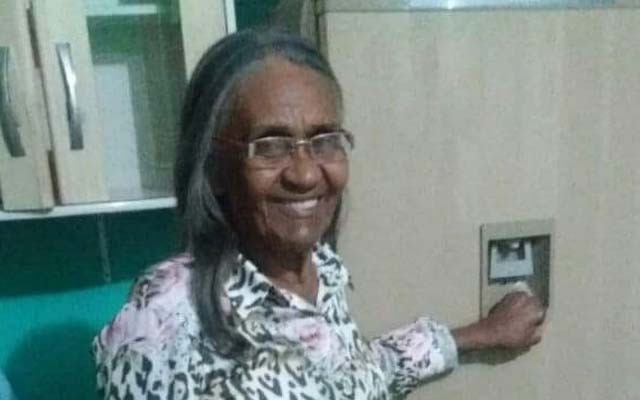 Idosa de 90 anos precisa ser transferida do Hospital Municipal de Jacobina para Salvador